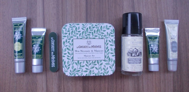 beautiful bloggers meetup goodie bag le couvent de minimes