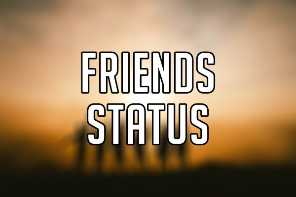 Friends Status in Hindi