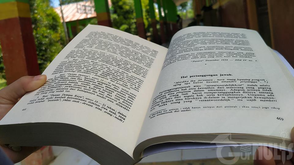 Filosofi Merdeka Belajar yang Bersumber dari Ki Hadjar Dewantara, gurnulis.id