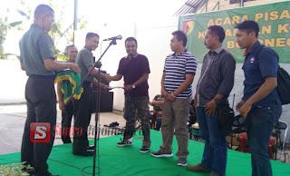 Media Suara Bojonegoro Raih Juara I Karya Jurnalistik Publikasi Terbanyak TMMD Ke-100