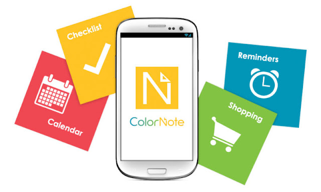 Gurda notas y eventos en Android y sincronízalos en la nube