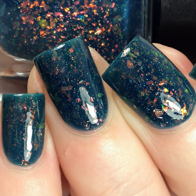 Night Owl Lacquer-Nothing Burns Like The Cold
