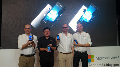 Microsoft Lumia 950 and 950 XL Launching Event