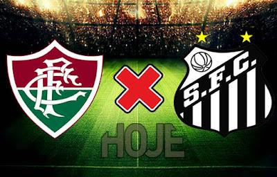 Assistir Fluminense x Santos AO VIVO online, neste sábado, 27