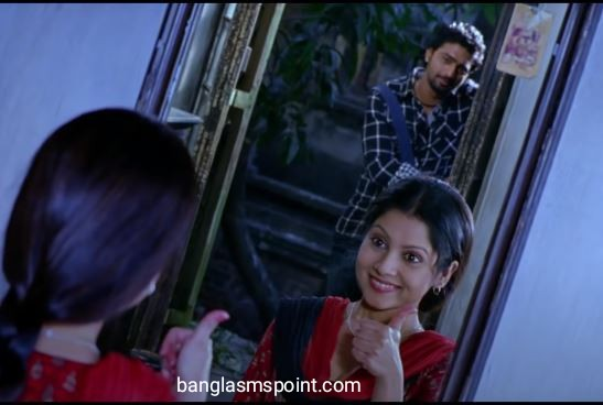 Dev and Payel Sarkar Love Photo