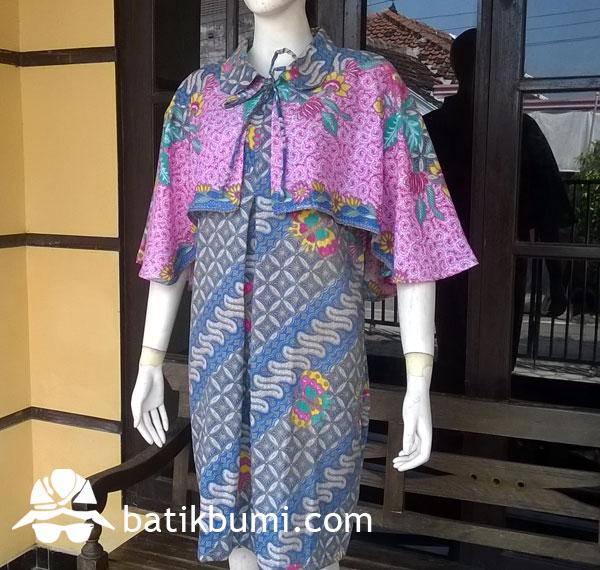 Dress Batik Dobby w/ Bolero