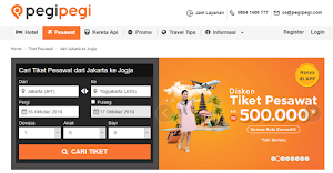 Cara Pesan Tiket Pesawat Jakarta Jogja Mudah Dan Murah Di Pegipegi