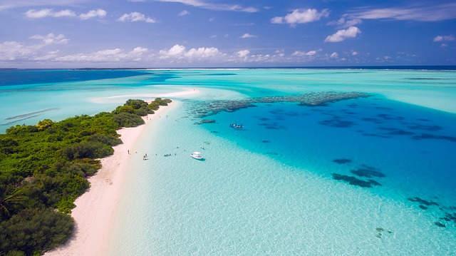 Kepulauan di Maldives