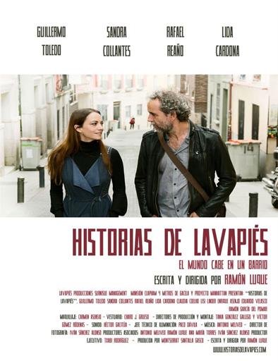 Ver Historias de Lavapiés (2014) Online