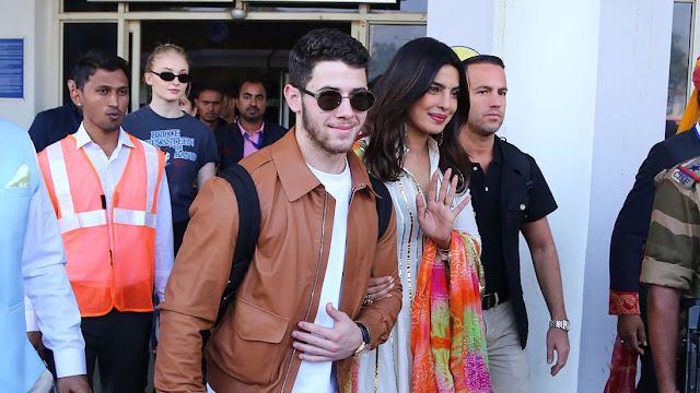 Priyanka Chopra Get Married American Singer Nick Jonas in India