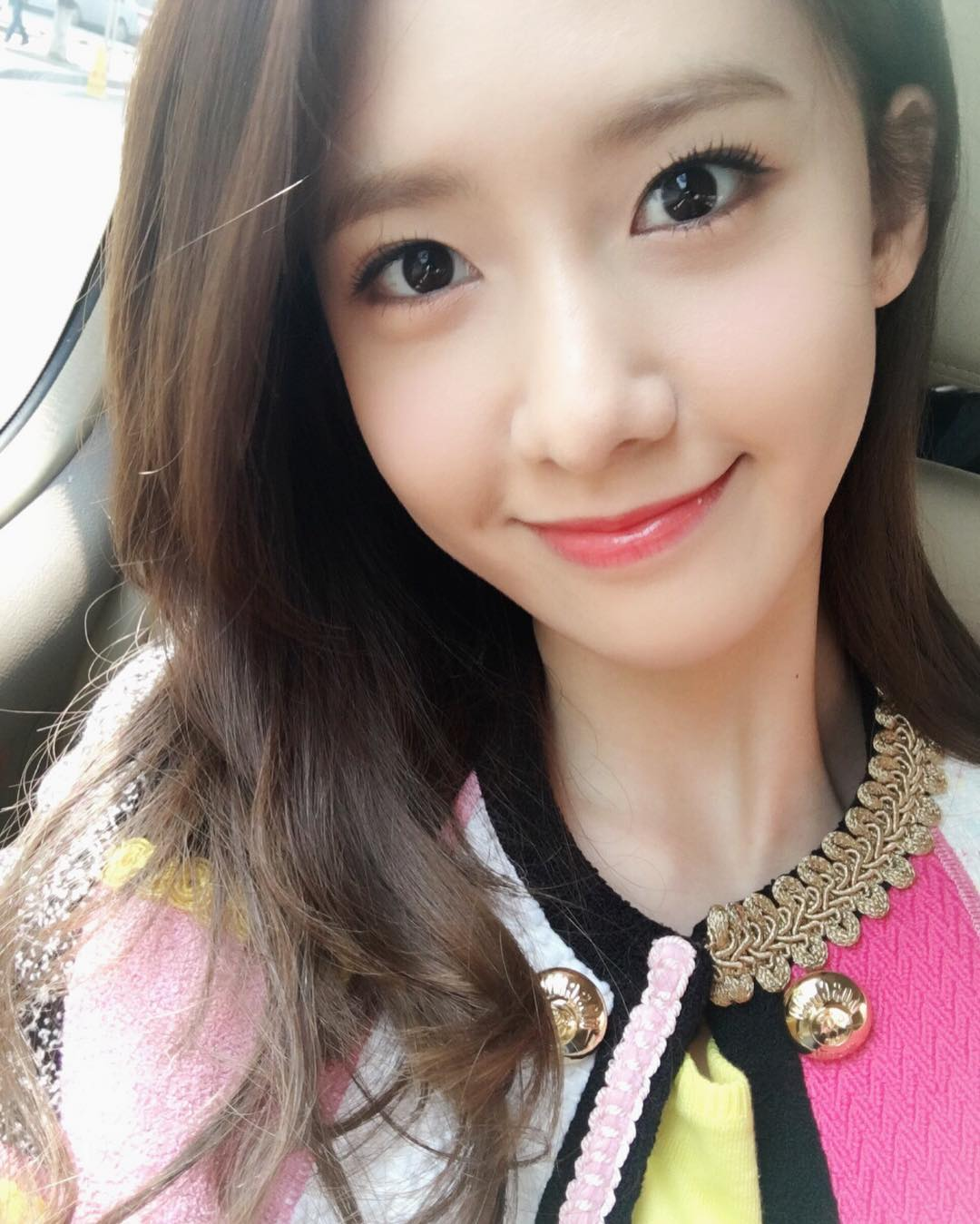 Have a good day with SNSD's pretty YoonA! - Wonderful ...