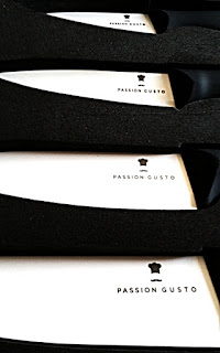 Ceramic Knife Set by Passion Gusto