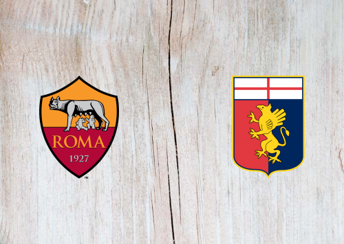 Roma vs Genoa -Highlights 25 August 2019