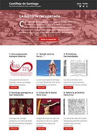 La Hermandad de Santiago estrena la primera exposición virtual de la historia de Castilleja