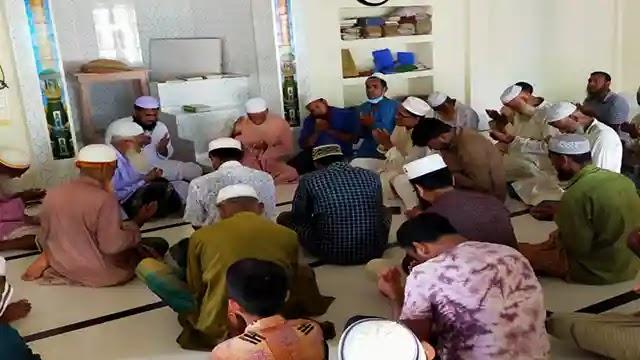 মোহাম্মদ নাসিম স্মরণে কাজিপুরের ৩০২ টি মসজিদে দোয়া