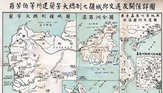 Republik Lan Fang, Negara China yang Pernah Berdiri di Kalimantan
