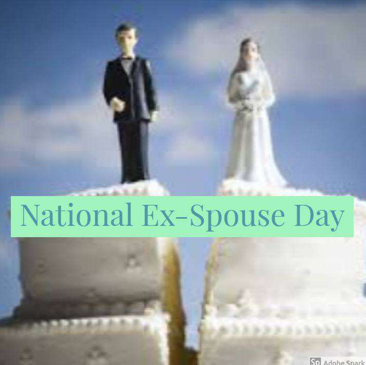 National Ex-Spouse Day Wishes For Facebook