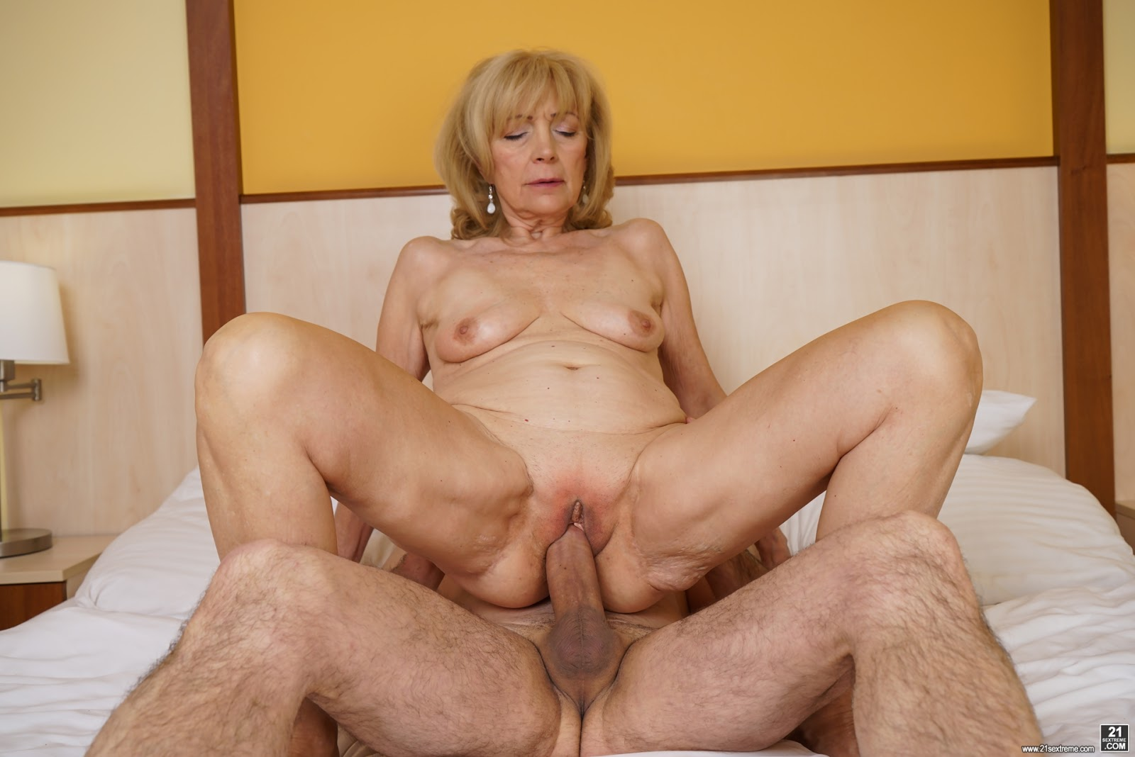 Older Women Being Sexy