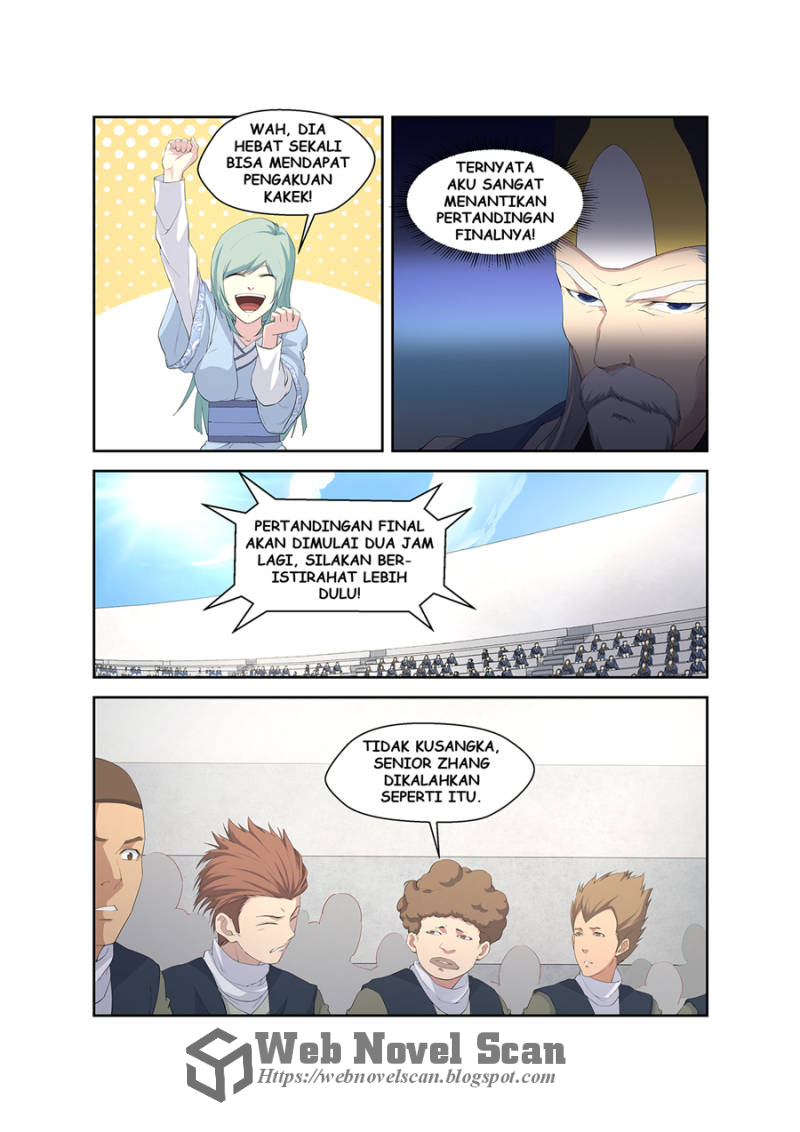 Heaven Defying Sword Bahasa Indonesia Chapter 56