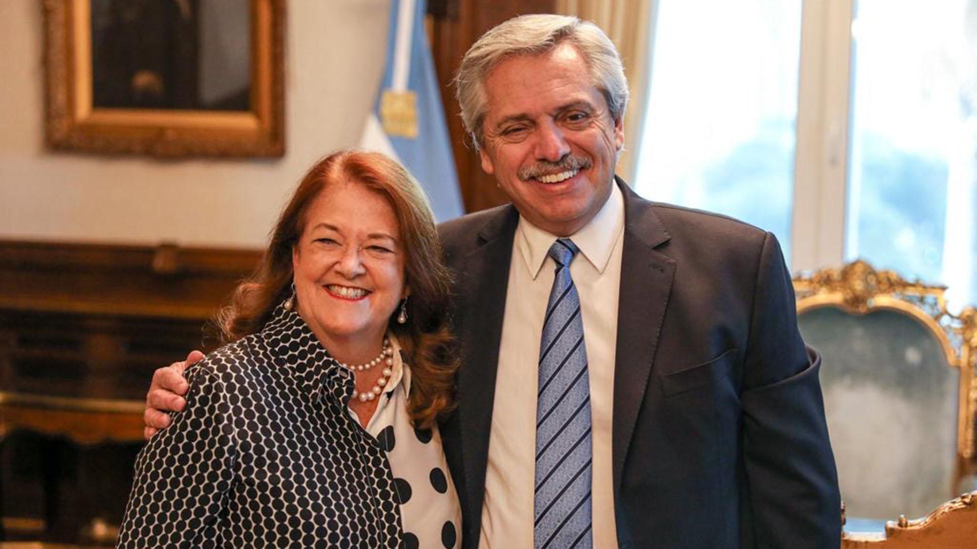 Alicia Castro renunció a la embajada de Rusia en desacuerdo con la política exterior del Gobierno
