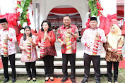 Gubernur Olly Gelorakan Semangat Gotong Royong