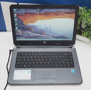 HP14-R019TU Bekas