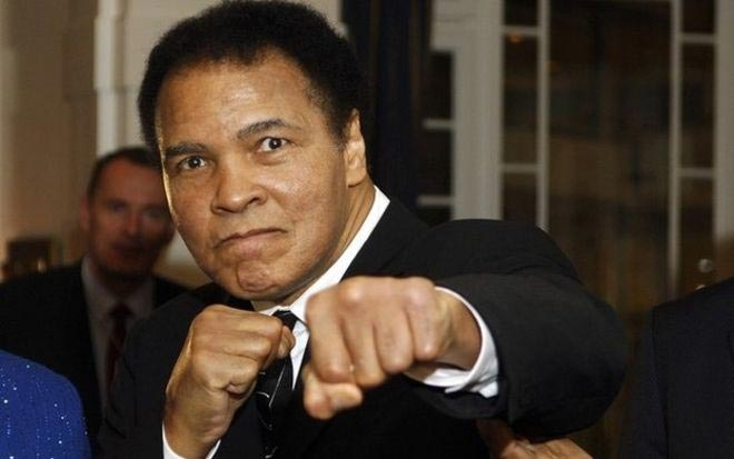 Muhammad Ali laid to rest as thousands of fans flock for funeral