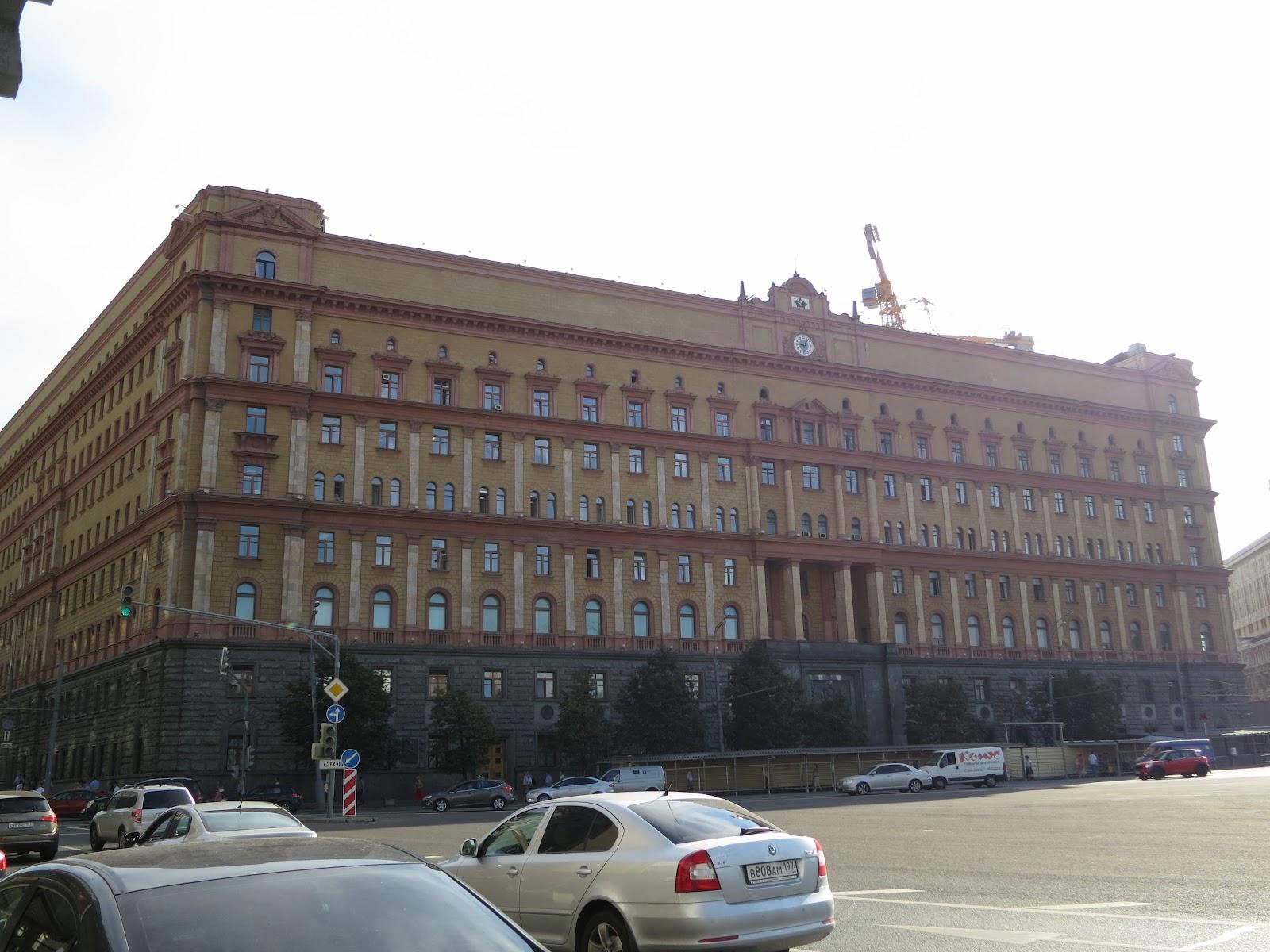 Somewhere I Belong: 俄羅斯波羅的海三小國之旅 Day 1-2 Moscow