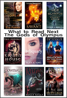 Enjoy a fantastic read with these kindle stories about the Gods of Olympus.  You'll find adventure, love, and lots of quests with this books to add to your To Be Read List.