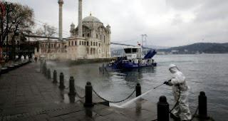 تدابير جذرية في إسطنبول للحد من إنتشار فايروس كورونا