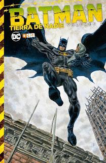 Batman Tierra de nadie Vol  2