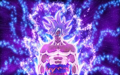 Dragon Ball Super Goku Ultra Instinct - Fond d'Écran en Full HD