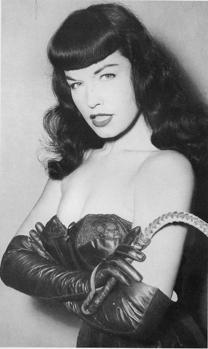 "Betty Page Photos: TORONTO CAT WOMAN: More Footage From ""Bettie Page Reveals All"""