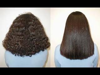 خلطات طبيعية لفرد الشعر الخشن ( مجربة وفعاله)