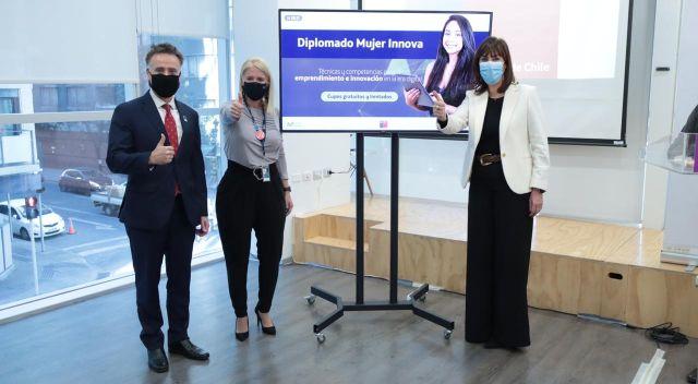 """""""Diplomados Mujer Innova"""""""