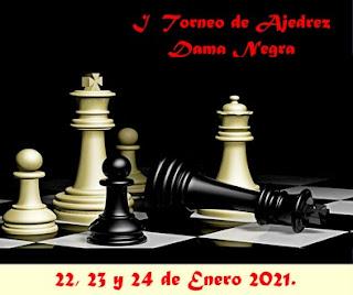 PRESENCIAL, 22-24 enero,  IRT S-2200 Dama Negra -CAMBIO DE NORMATIVA y HORARIOS, los Sub-12 no podrán participar-