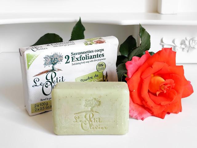 Pelingové mýdlo Le Petit Olivier