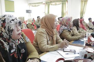 Kegiatan program PINTAR di Tiga Kecamatan Tanjab Barat (foto/ist)