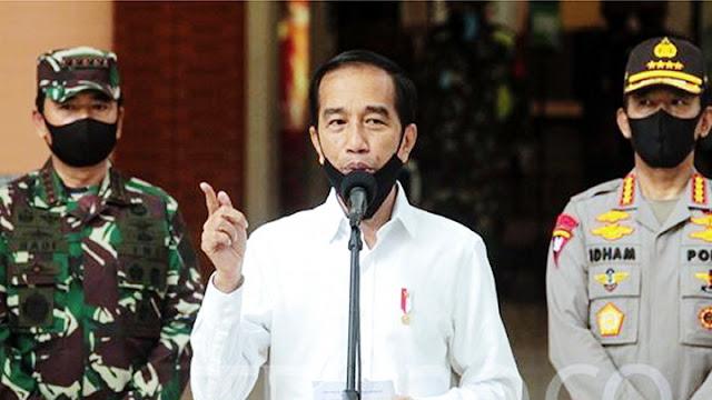 Geram! Jokowi Perintahkan Kapolri dan Panglima TNI Usut Teror Sigi Hingga ke Akarnya