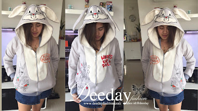 เสื้อหัวการ์ตูน แฟชั่นฮิตล่าสุด สไตล์เกาหลี มีความน่ารักฟรุ๊งฟริ้ง อัพเดทเทรนด์ล่าสุด 2016 ขายส่งเสื้อผ้าแฟชั่น เสื้อหัวการ์ตูน สุดฮิตแฟชั่นล่าสุดสไตล์เกาหลี พร้อมส่งแล้ววันนี้ Deedayfashion ขายส่งเสื้อผ้าแฟชั่นราคาถูก เสื้อผ้าสวยพร้อมส่ง แฟชั่นล่าสุดตอนนี้ที่สาวๆมิควรพลาดคือ เสื้อหัวการ์ตูน ที่มีความน่ารักกสุดๆๆ ตัดเย็บด้วยผ้าสำลี เนื้อนุ่ม เนื้อผ้าอย่างดี มีหลากหลายดีไซน์ให้เลือก โดดเด่นด้วยหัวการ์ตูนน่ารัก น่ารัก มีมาให้เลือกซื้อกันหลายลาย ดีเดย์แฟชั่นคัดสรรมาให้เลือกซื้อได้แล้ววันนี้ เสื้อหัวการ์ตูนในภาพสั่งซื้อได้เลย พร้อมส่งจ้า งานนี้ต้องห้ามพลาด!! อยากขายเสื้อผ้าแฟชั่น แต่ไม่รู้จะเริ่มยังไง? อยากขายเสื้อผ้าแฟชั่นออนไลน์เป็น อาชีพเสริม ทำยังไงดี? อยากขายเสื้อผ้าแต่ไม่อยากทุนจม ลงทุนเยอะ? Deedayfahsion ดีเดย์แฟชั่นใจดี เรารับตัวแทนจำหน่ายแบบไม่สต็อคสินค้า ติดต่อรับรายละเอียดได้ที่ Line id: @deeday เรามีหน้าร้านและโกดังสินค้า ติดต่อได้ที่ โทร 054-01040 มือถือ 091-0699618 ร้านเปิดทุกวัน 8.00-19.00 Fashion online by deedayfashion ไม่อยากให้พลาด❗แฟชั่นมาใหม่เยอะมาก Line: ID: @deeday (มี @ ข้างหน้าด้วยนะจ้า) เสื้อผ้าแฟชั่น มีแต่แบบสวยอินเทรนด์ เพราะเราคัดแล้วเพื่อคุณ เสื้อผ้าแฟชั่น สวยๆๆ คลิกลิงค์ด้านล่างได้เลยจ้า  💘รวมแฟชั่นขายดี คลิกเลย https://goo.gl/Il1dQB 💘สินค้า SALE คลิกเลย https://goo.gl/2c4fRE 💘กางเกง กระโปรง คลิกเลย https://goo.gl/8VnaZG 👸ชุดแต่งงาน คลิก https://goo.gl/3V2mP8  อยากเปิดร้านเสื้อผ้าแฟชั่น ไม่รู้จะเริ่มยังไง? ดีเดย์แฟชั่น มีเทคนิคดีดีมานำเสนอ ติดตามได้หลากหลายช่องทางด้านล่างเลยจ้า 😍Fan Page เพจร้านค้า: https://www.facebook.com/deedayfashion88 😍เว็ปไซด์: www.deedayfashion.com 😍Blog บล็อค: http://deedayfashion.blogspot.com/ 😍Facebook: https://www.facebook.com/deedaytoyou 😍เทพ Shop:  http://deedayfashion.lnwshop.com/ 😍Youtube:https://www.youtube.com/c/Deedayfashion  เข้าร่วมกลุ่มตัวแทนจำหน่าย คลิกได้เลยจ้า https://goo.gl/Fy0i6N ✨Deedayfashionเปิด 8.00-19.00 น โกดังสินค้า 054-010410 มือถือ 091-0699618 จัดส่งรวดเร็ว เสื้อผ้าพร้อมส่ง ✨