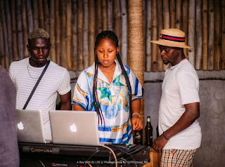 """""""Before I Start Learning Disc Jockey Work In Jalingo, A Lot Discouraged Me, Only Few Supported Me"""" - DJ Berry"""