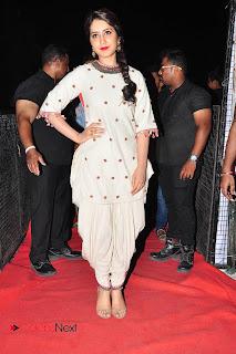 Rashi Khanna Stills At Supreme Audio Launch ~ Celebs Next