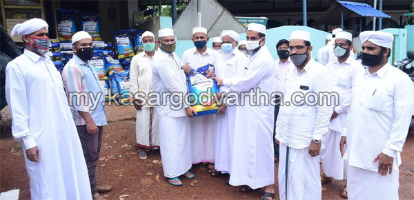 Kerala, News, Kanhangad, Madrasa teachers, Kerala Muslim Jamaath helped Madrasa teachers