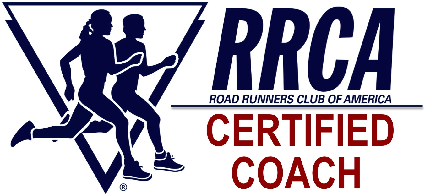 RRCA Certified Coach since 2014