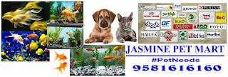 Jasmine Pet Mart  Aquarium shop in Secunderabad