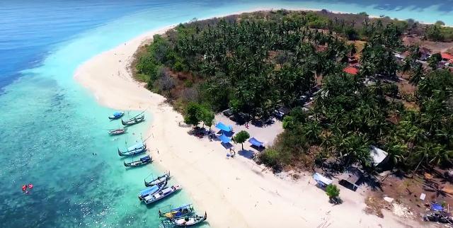 Pulau Awet Muda hanya di Gili Iyang Sumenep