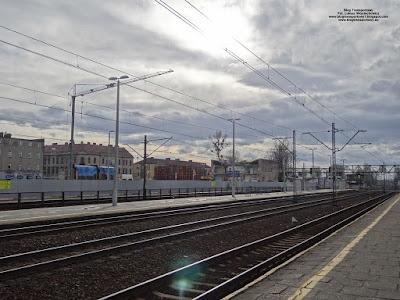 Stacja Oświęcim, przebudowa