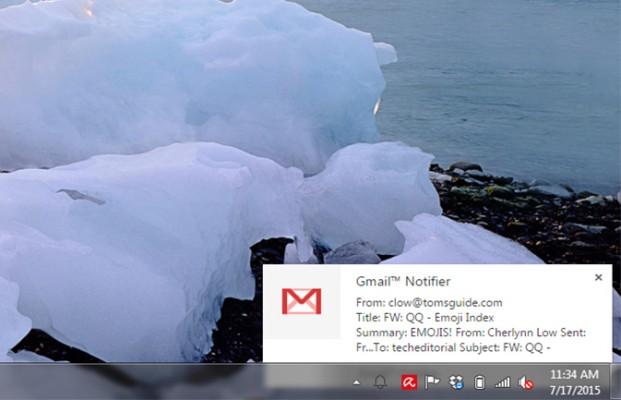 Cara Mengaktifkan Pemberitahun Gmail Desktop pada Chrome