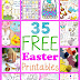 35 Free Easter Printables for Kids