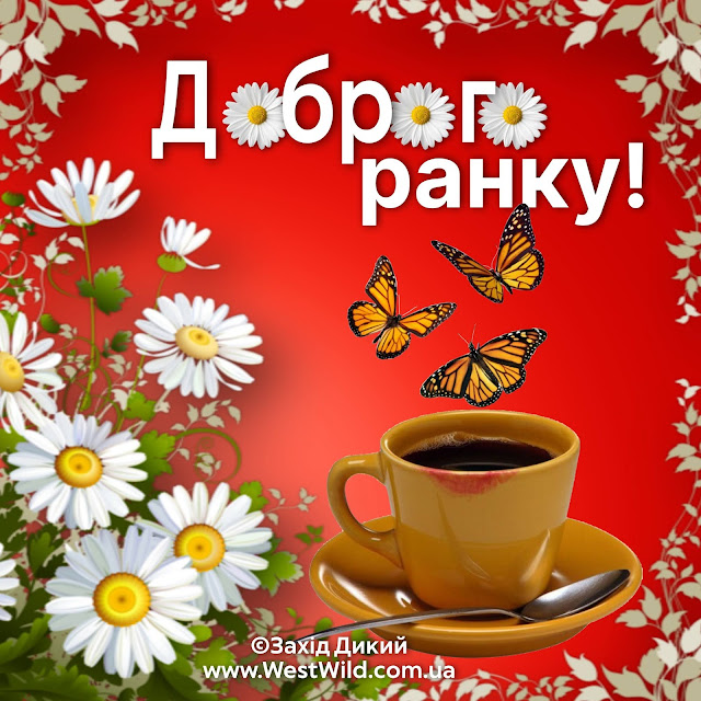 Доброго ранку картинки